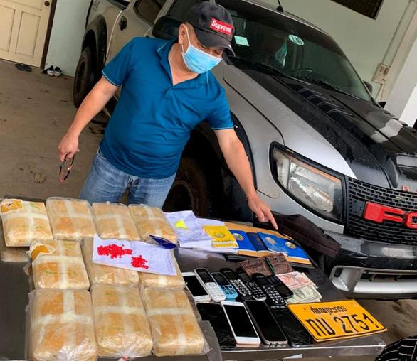 Phá đường dây ma túy cực lớn, thu gần 500.000 viên ma túy tổng hợp - Ảnh 1.