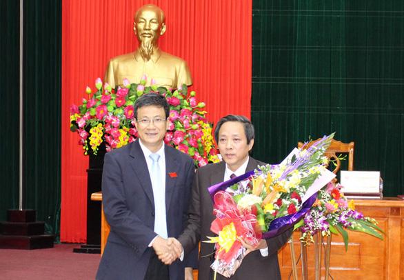 Bí thư Quảng Bình làm phó Ban Tổ chức trung ương - Ảnh 2.