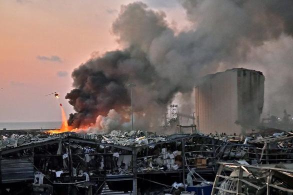 Nổ lớn ở Lebanon, ít nhất 78 người thiệt mạng và gần 4.000 người bị thương - Ảnh 2.