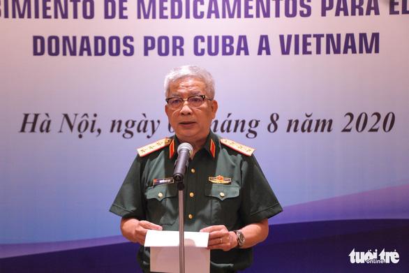 Cuba tặng thuốc, cử chuyên gia sang Việt Nam hỗ trợ chống dịch COVID-19 - Ảnh 2.