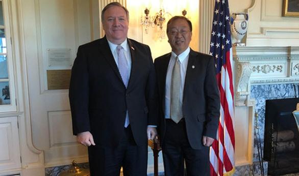 Đằng sau chính sách cứng rắn với Bắc Kinh của Mỹ là... một người Trung Quốc - Ảnh 1.