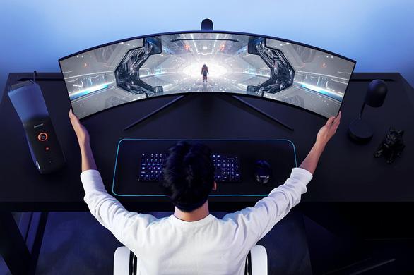 Màn hình Odyssey từ tương lai: Samsung mê hoặc game thủ - Ảnh 2.