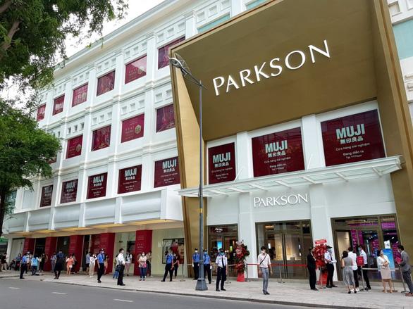 Parkson Saigontourist Plaza chính thức khai trương tầng 1 - Ảnh 1.