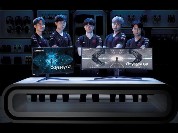 Màn hình Odyssey từ tương lai: Samsung mê hoặc game thủ - Ảnh 3.