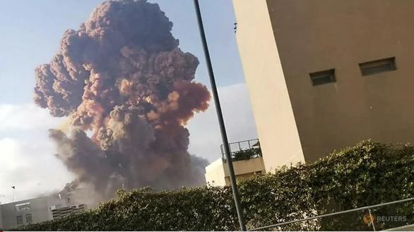 Ammonium nitrate là gì mà gây nổ như bom nguyên tử ở Lebanon? - Ảnh 1.