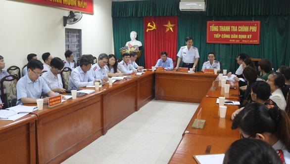 Phó thủ tướng thường trực yêu cầu đối thoại với dân, tỉnh Hải Dương không thực hiện - Ảnh 1.