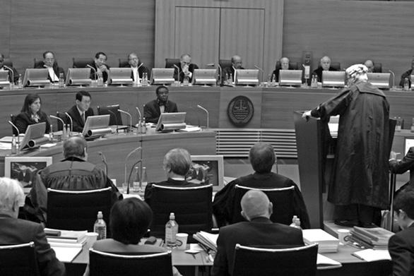 Bầu thẩm phán Tòa luật biển quốc tế: Ứng viên Trung Quốc bị tố kém tài - Ảnh 1.