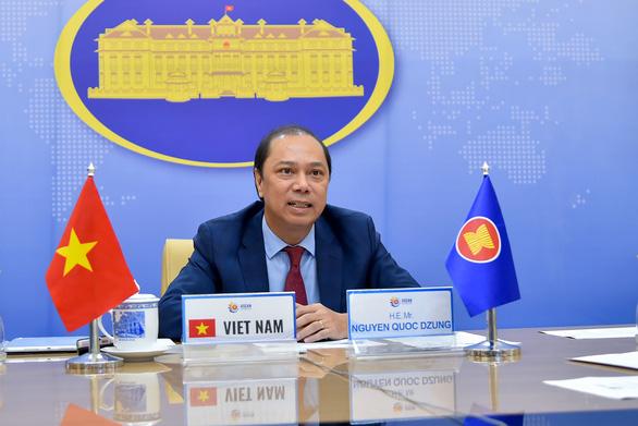 Mỹ đã hỗ trợ 87 triệu USD cho ASEAN chống dịch COVID-19 - Ảnh 1.