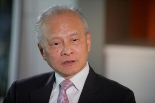 Đại sứ Trung Quốc tại Mỹ: Bắc Kinh không muốn leo thang căng thẳng với Washington - Ảnh 1.