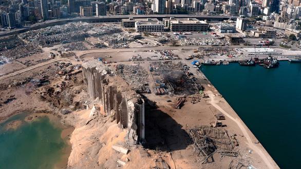 Chuyến hàng 2.750 tấn ammonium nitrate ở cảng Beirut đầy nghi vấn - Ảnh 1.