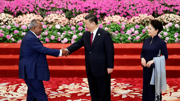 Chủ nợ Trung Quốc tăng gấp đôi tiền vay với nhiều quốc gia đang phát triển - Ảnh 1.