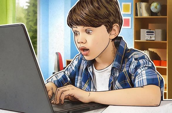 Nhiều trẻ em Việt tăng chơi game và mua sắm trên mạng - Ảnh 1.