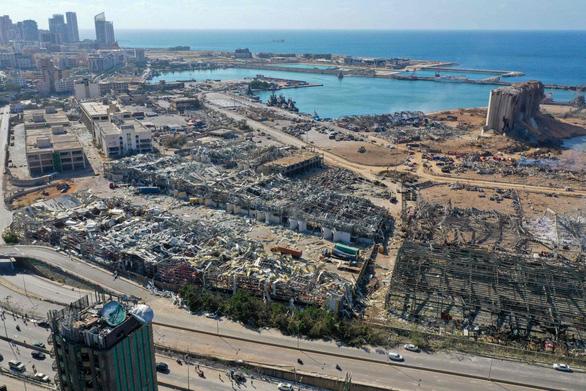 Người chết trong vụ nổ ở Lebanon tăng lên 135, dân nói đang sống trong địa ngục - Ảnh 2.