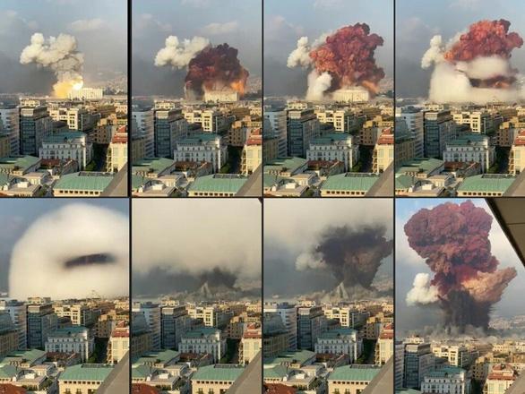 Người chết trong vụ nổ ở Lebanon tăng lên 135, dân nói đang sống trong địa ngục - Ảnh 1.