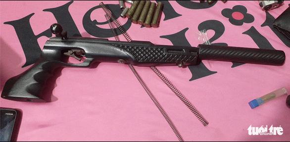 Phá chuyên án ma túy, bắt 13 người, thu 7 khẩu súng - Ảnh 5.
