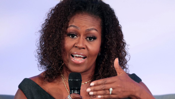 Bà Michelle Obama bị trầm cảm vì phong tỏa chống dịch COVID-19 - Ảnh 1.