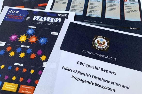 Nghi ngờ Nga, Mỹ treo thưởng 10 triệu USD bắt kẻ can thiệp bầu cử - Ảnh 1.
