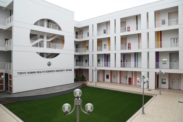 Bệnh viện chuẩn Nhật Bản, trường chuẩn Mỹ trong đô thị Ecopark - Ảnh 2.