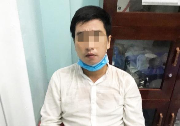 Người trốn cách ly ở Quảng Nam bị khởi tố tội trộm cắp tài sản - Ảnh 1.