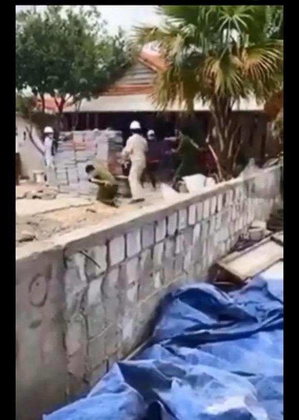 Đà Nẵng xử lý công trình xây dựng không phép lúc giãn cách xã hội - Ảnh 2.