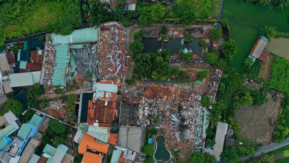 Nhiều sai phạm đất đai, xây dựng khủng ở Bình Chánh cần chuyển cơ quan điều tra - Ảnh 2.