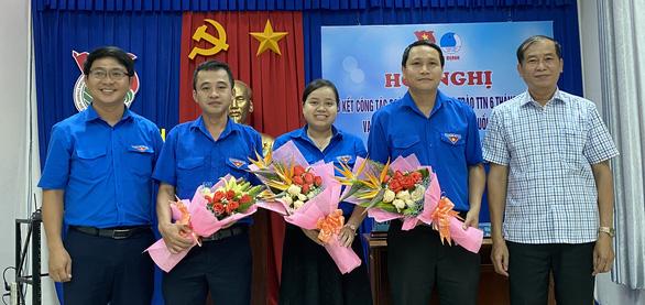 Anh Hà Duy Trung làm bí thư Tỉnh đoàn Bình Định - Ảnh 1.