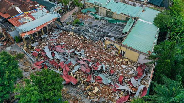 Đã tháo dỡ khoảng 90% diện tích vi phạm của Gia Trang resort - Ảnh 3.