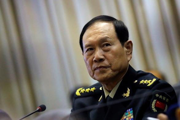 Bộ trưởng Quốc phòng Mỹ - Trung điện đàm 90 phút: chỉ Đài Loan và Biển Đông - Ảnh 1.