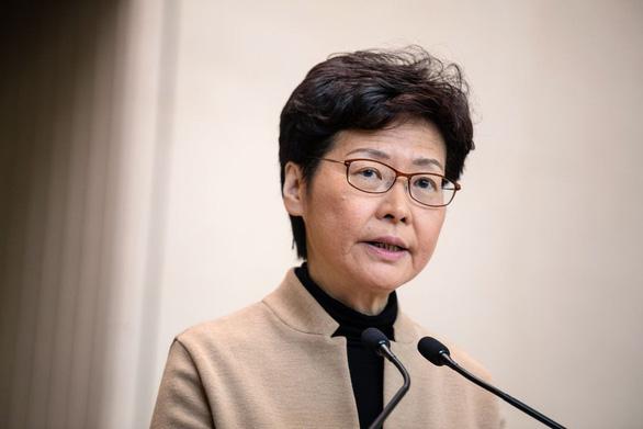 Mỹ công bố trừng phạt bà Carrie Lam và một loạt quan chức Trung Quốc, Hong Kong - Ảnh 1.