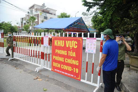 Quảng Nam hỗ trợ tiền ăn người dân khu vực phong tỏa 40.000 đồng/ngày - Ảnh 1.