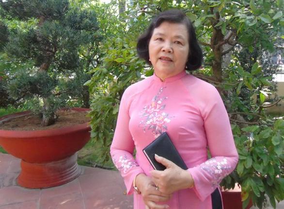 Nguyên thứ trưởng Bộ GD-ĐT Đặng Huỳnh Mai nói gì về việc 'xin giữ lại nhà công vụ'? - Ảnh 1.