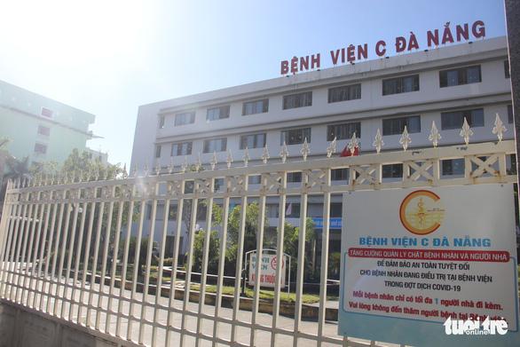 Được đánh giá an toàn, Bệnh viện C Đà Nẵng sắp mở cửa trở lại - Ảnh 1.