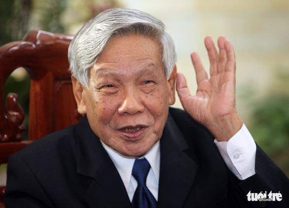 Nguyên Tổng bí thư Lê Khả Phiêu - người đặt nền móng xây dựng, chỉnh đốn Đảng thời kỳ đổi mới - Ảnh 1.
