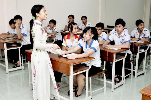 Điều kiện học tập và ưu đãi tại trường THCS, THPT Bạch Đằng - Ảnh 1.