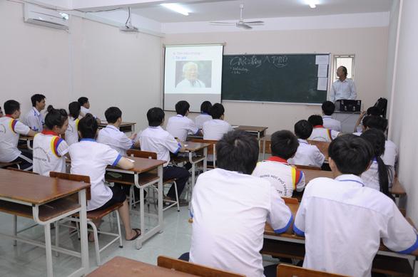 Điều kiện học tập và ưu đãi tại trường THCS, THPT Bạch Đằng - Ảnh 2.