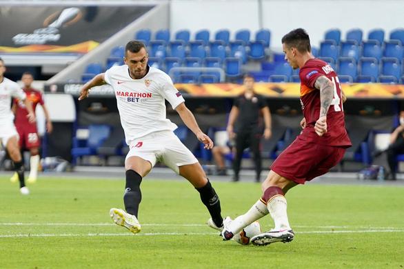 Sao mượn từ Real Madrid tỏa sáng giúp Sevilla đi tiếp ở Europa League - Ảnh 2.
