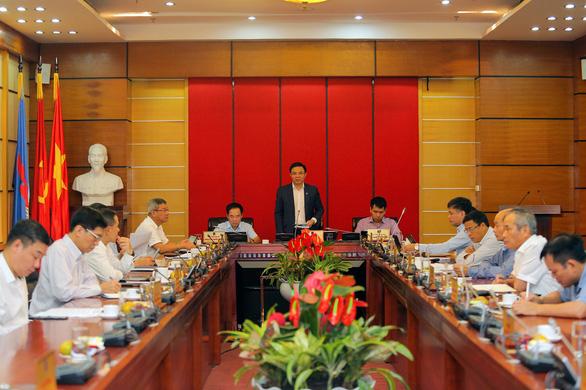 PVN báo lãi hơn 10.000 tỉ, nộp ngân sách hơn 38.000 tỉ đồng - Ảnh 1.