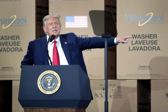 Ông Trump: Dù bất tài hay cố tình, Trung Quốc để dịch lan ra toàn cầu là điều khủng khiếp - Ảnh 1.
