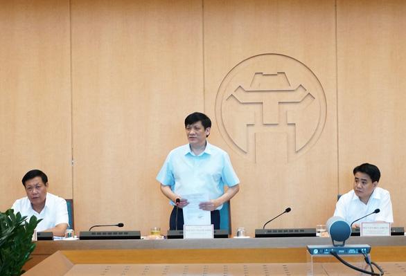 Hà Nội chuyển một điểm thi THPT, thay thế toàn bộ cán bộ do có một giáo viên F2 - Ảnh 3.