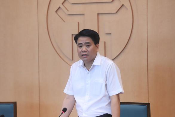Hà Nội chuyển một điểm thi THPT, thay thế toàn bộ cán bộ do có một giáo viên F2 - Ảnh 2.