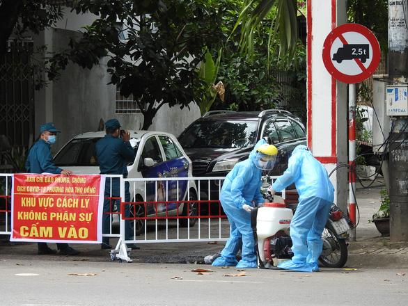 Đà Nẵng hỗ trợ trước mắt 1 tỉ đồng cho 1.000 lao động khó khăn do COVID-19 - Ảnh 1.