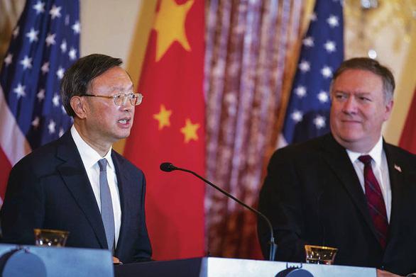 Lãnh đạo Trung Quốc: Mỹ - Trung đối đầu sẽ là thảm họa cho cả 2 bên và thế giới - Ảnh 1.