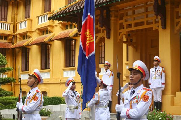 Sinh nhật lần thứ 53, ASEAN nói gì về hòa bình ở Đông Nam Á? - Ảnh 1.