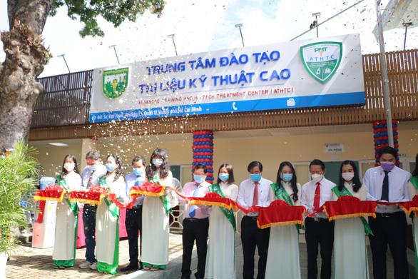 Thành lập Trung tâm Đào tạo - trị liệu kỹ thuật cao để phục vụ dạy và học - Ảnh 1.
