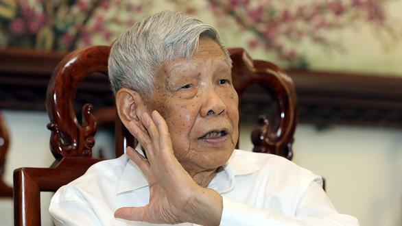 Chủ tịch Tập Cận Bình gửi điện chia buồn nguyên Tổng bí thư Lê Khả Phiêu - Ảnh 1.