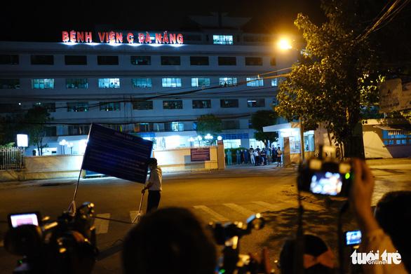 Lúc 0h đêm ở Bệnh viện C Đà Nẵng - Ảnh 3.