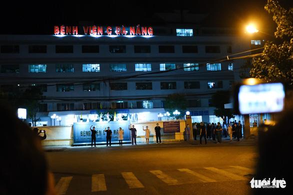 Lúc 0h đêm ở Bệnh viện C Đà Nẵng - Ảnh 4.