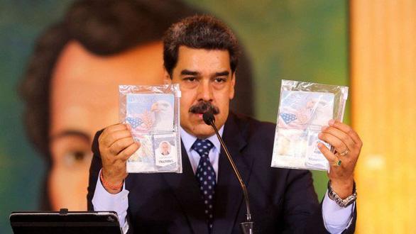 Venezuela kết án 20 năm tù hai cựu binh Mỹ âm mưu lật đổ Tổng thống Maduro - Ảnh 1.