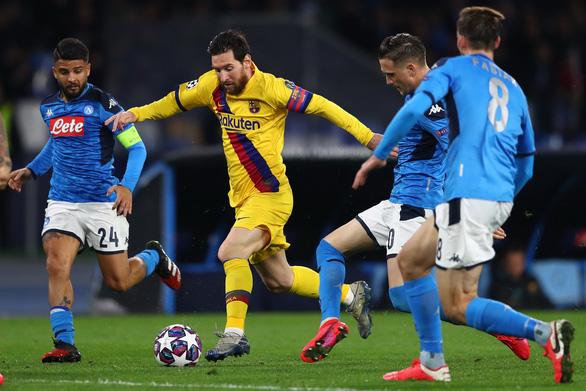 Vòng 16 đội Champions League: Mang giáp sắt đến Nou Camp - Ảnh 1.