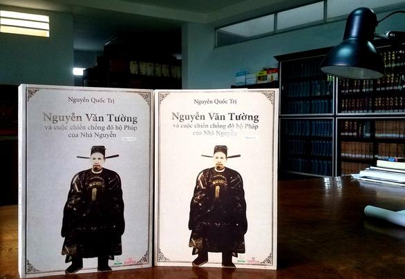 Tập sách minh oan Nguyễn Văn Tường làm lộ sáng nhiều sử liệu triều Nguyễn - Ảnh 1.